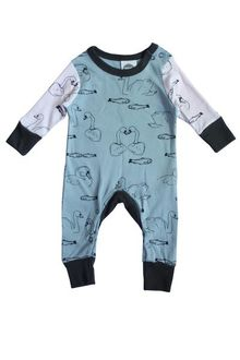The bright co. - Monty Swimmers sleepsuit