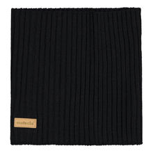 METSOLA - NEW Knitted Scarf, Kids, Black