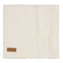 METSOLA - NEW Knitted Scarf, Kids, White
