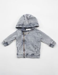 dig denim - Egon baby jacket, lt grey washed