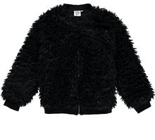Beau LOves - Furry jacket women, black