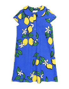Mini Rodini - Lemon shirtdress