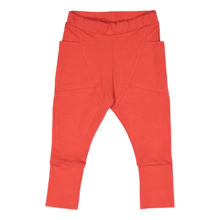 Gugguu - Unisex tricot pants, Bright red