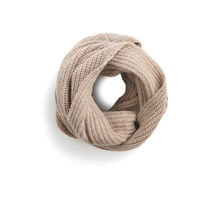 Phil&Phae - Woolmix infinity scarf, Oatmeal