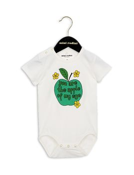 mini rodini - Apple SS body, white