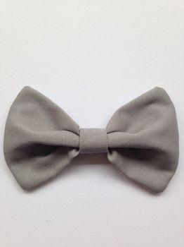 Suussies - Bow tie, grey