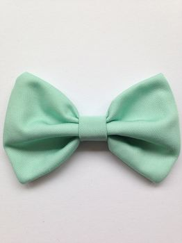 Suussies - Bow tie, mint