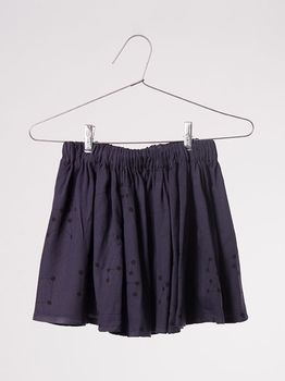 Bobo Choses - Flared skirt constellation, purple