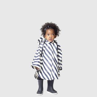 Gosoaky - Crouching tiger rain cape, stripes