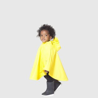 Gosoaky - Crouching tiger rain cape, yellow