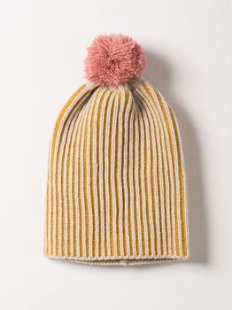 Bobo Choses - Beanie biocolor, yellow
