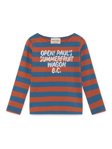 Bobo Choses - Open Swim Top, Seaport (119146)