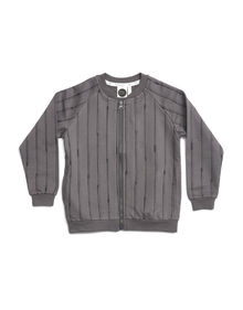 Mainio - Sticks Bomber, Charcoal grey