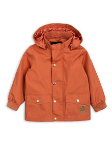 Mini Rodini - Pico jacket, orange