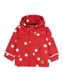 Mini Rodini - Edelweiss jacket, red