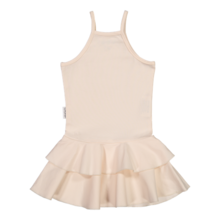 Gugguu - Spaget dress, White Cream