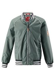 Reima - Aarre jacket, soft green