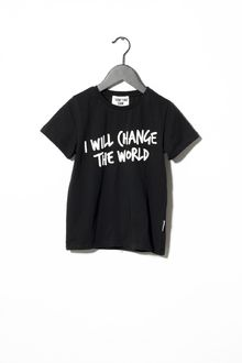 SOMETIME SOON - Change T-shirt, Black