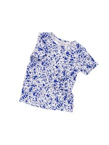 Tinycottons - Enamel SS tee, blue