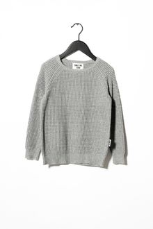 SOMETIME SOON - Luke Knitwear, Grey