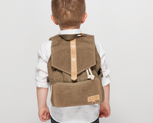 Kaos - Kids backbag, khaki