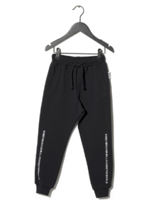 SOMETIME SOON - Follow Sweatpants, Black