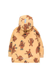 Tinycottons - CATS SNOW JACKET, sand/brown