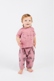 Bobo Choses -  All Over Pineapple Jersey Trousers 12000068