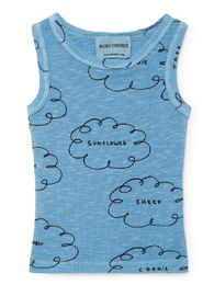 Bobo Choses - Baby Clouds Tank Top