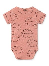 Bobo Choses - Clouds Short Sleeve Body