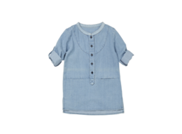 Minimize - Star denim dress