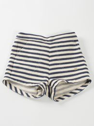 Bobo Choses -  High waisted shorts, stripes
