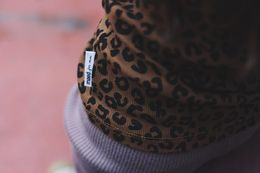 Maed for mini - Chocolate Leopard Longsleeve