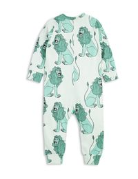 mini rodini - Lion LL body, lt green