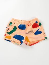 Bobo Choses -  Shorts matisse, apricot wash