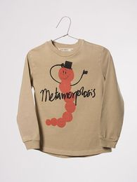 Bobo Choses - T-shirt Metamorphosis, antelope