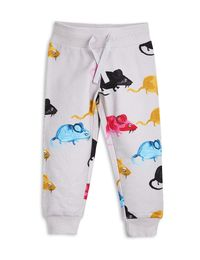 mini rodini - MR mouse sweatpants, lt grey