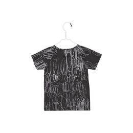 Papu - Route t-shirt, charcoal