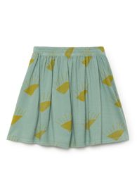 Bobo Choses - Sun Skater Skirt, green