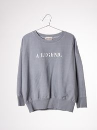 Bobo Choses - Sweatshirt B.C team, blue