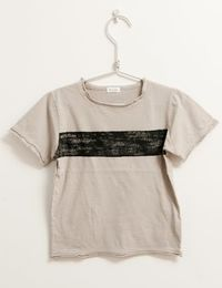 Picnik Barcelona - T-shirt, black stripe