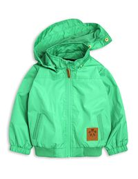 mini rodini - Wind jacket, green