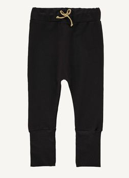 Papu - Licorice baggypants, black