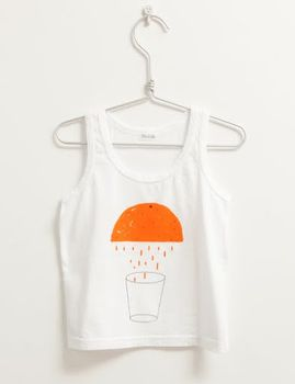 Picnik Barcelona - Tank top, orange juice