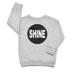 Little man happy - Supergirl sweater, grey