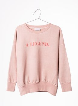 Bobo Choses - Sweatshirt B.C team, rose