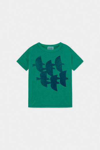 Bobo Choses - Flying birds t-shirt 12001003