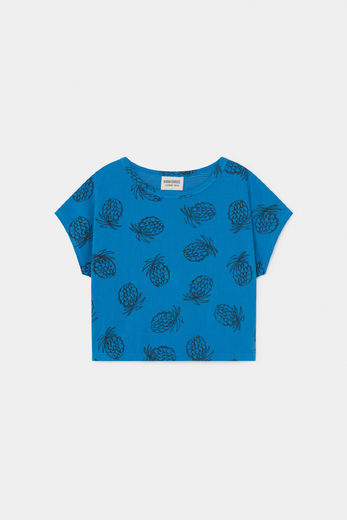 Bobo Choses - All Over Pineapple Short Sleeve T- Shirt 12001024