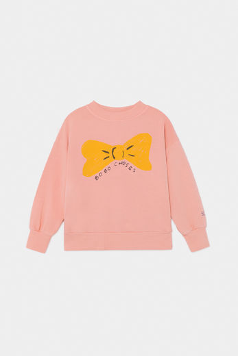 Bobo Choses - Bow Sweatshirt 12001036