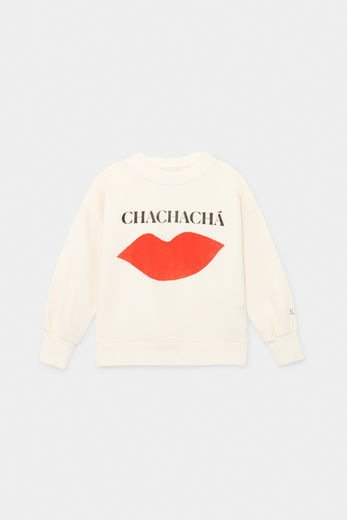 Bobo Choses -  Chachacha Kiss Sweatshirt 12001040